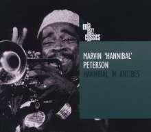 Marvin 'Hannibal' Peterson (geb. 1948): Hannibal In Antibes, CD