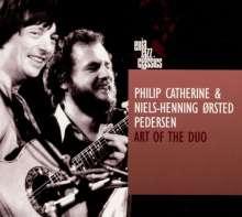 Philip Catherine & Niels-Henning Orsted-Pedersen: Art Of Duo (Enja Jazz Classics), CD