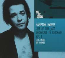Hampton Hawes (1928-1977): Live At The Jazz Showcase In Chicago Vol. 1 (Enja Jazz Classics), CD