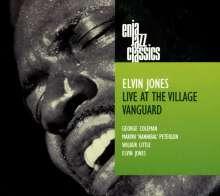 Elvin Jones (1927-2004): Live At The Village Vanguard (Enja Jazz Classics), CD