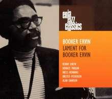 Booker Ervin (1930-1970): Lament For Booker Ervin: Live At Berlin Jazzfestival 1965 + 1975 (Enja Jazz Classics), CD