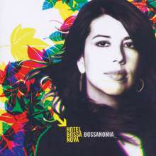 Hotel Bossa Nova: Bossanomia, CD
