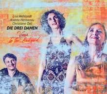 Die Drei Damen: Venus In The Backyard, CD