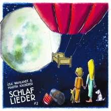 Lisa Wahlandt & Martin Kälberer: Gute Nacht Lieder Nummer 2, CD