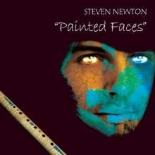 Steven Newton: Painted Faces, CD