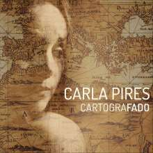 Carla Pires: Cartografado, CD
