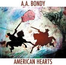 A. A. Bondy: American Hearts, CD