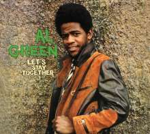 Al Green: Let's Stay Together, CD