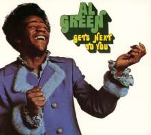 Al Green: Get's Next To You (Dig), CD