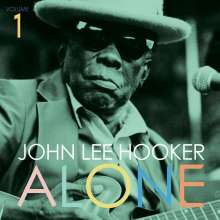 John Lee Hooker: Alone Volume 1, LP
