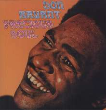 Don Bryant: Precious Soul, LP