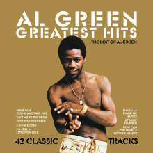 Al Green: Greatest Hits: The Very Best Of Al Green, 2 CDs