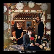 Sunflower Bean: Human Ceremony (Limited-Edition) (Red Vinyl), LP