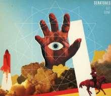 Seratones: Get Gone, CD
