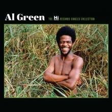 Al Green: The Hi Records Singles Collection, 3 CDs
