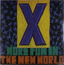 X: More Fun In The New World, LP