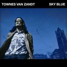 Townes Van Zandt: Sky Blue, LP