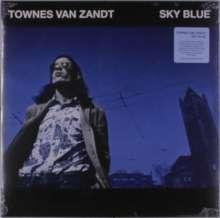 Townes Van Zandt: Sky Blue (Limited-Edition) (Sky Blue Vinyl), LP