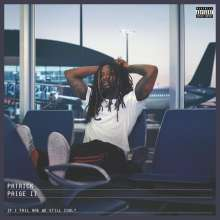 Patrick Paige II: If I Fail Are We Still Cool?, CD
