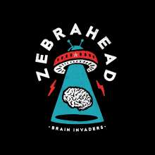 Zebrahead: Brain Invaders, CD