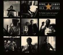 Afro-Cuban All Stars: A Toda Cuba Le Gusta, CD