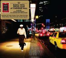 Buena Vista Social Club: Live At Carnegie Hall 1998, 2 CDs