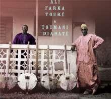 Ali Farka Toure & Toumani Diabate: Ali & Toumani, CD