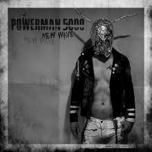 Powerman 5000: New Wave, CD