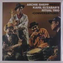 Archie Shepp (geb. 1937): Conversations, 2 LPs
