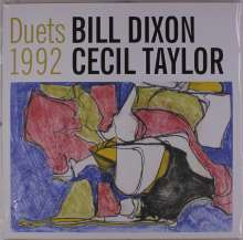 Bill Dixon & Cecil Taylor: Duets 1992, 2 LPs
