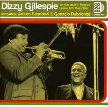 Dizzy Gillespie (1917-1993): Festival Jazz Latino Plaza 1985, 2 CDs