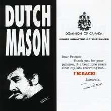 Dutch Mason: I'm Back, CD