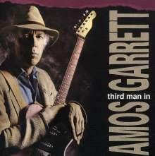 Amos Garrett: Third Man In, CD