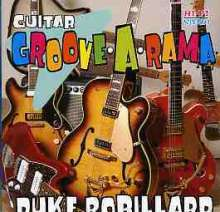 Duke Robillard: Guitar Groove-A-Rama, CD