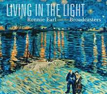 Ronnie Earl: Living In The Light, CD