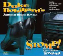 Duke Robillard: Stomp The Blues Tonight, CD