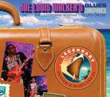 Joe Louis Walker: Live On The Legendary Rhythm & Blues Cruise, CD