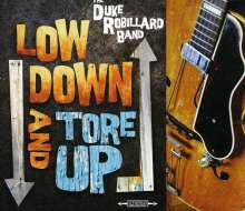 Duke Robillard: Low Down And Tore Up, CD