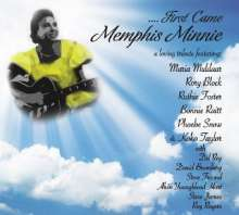 Maria Muldaur: ...First Came Memphis Minnie, CD