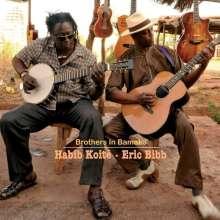 Habib Koite & Eric Bibb: Brothers In Bamako, CD