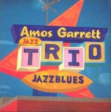 Amos Garrett: Jazzblues, CD