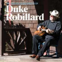 Duke Robillard: The Acoustic Blues & Roots Of Duke Robillard, CD