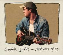 Braden Gates: Pictures Of Us, CD
