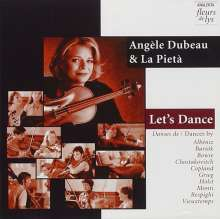 Angele Dubeau & La Pieta - Let's dance, CD