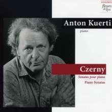 Carl Czerny (1791-1857): Klaviersonaten Nr.1 & 3, CD