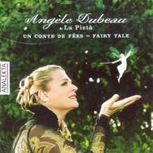 Angele Dubeau,Violine, CD