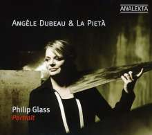 Angele Dubeau & La Pieta - Philip Glass-Portrait, CD