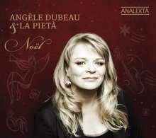 Angele Dubeau & La Pieta - Noel, CD