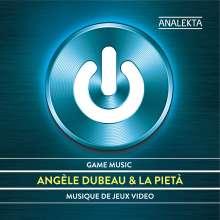 Angele Dubeau & La Pieta - Game Music, CD
