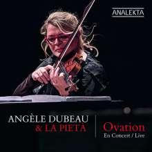 Angele Dubeau & La Pieta - Ovation (En Concert / Live), CD